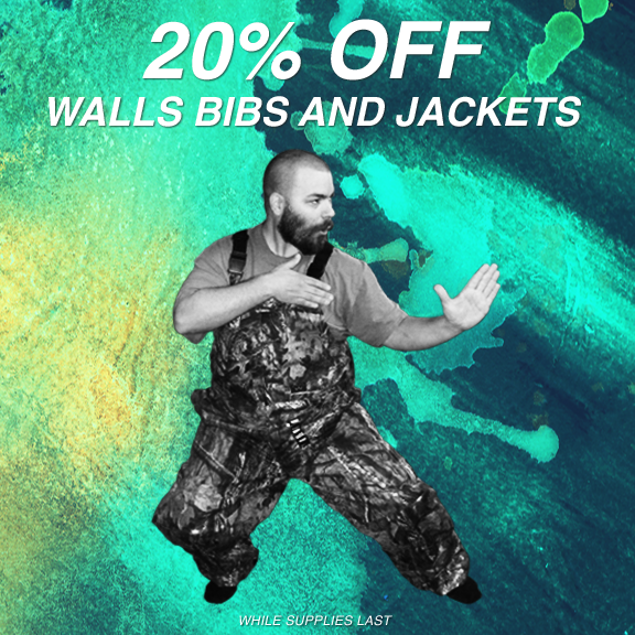 Bearded Ninja Camo Ted punches prices in the face.